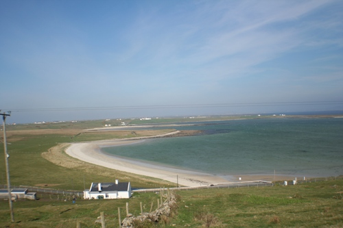 Leim Siar Guesthouse on Blacksod Bay Mayo Ireland